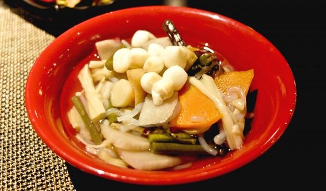 「ひとめぼれ」との相性の良い会津の郷土料理